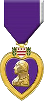 Russisches Purple Heart