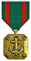 Navy & Marine Corps Achievement Medal Tank Group