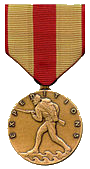 Marine Corps Expeditionary Medal Infanterie