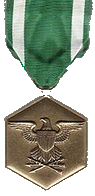 Navy & Marine Corps Commendation Medal Infanterie